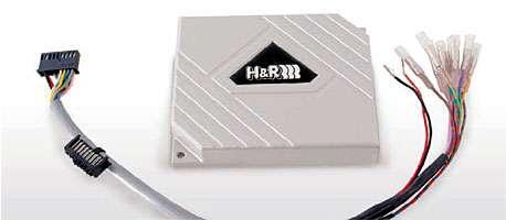 H&R ETS - modu³y do obni¿ania zawieszeñ samochodów z elektroniczn± kontrol± zawieszenia i fabrycznymi zawieszeniami pneumatycznymi - kliknij aby poznaæ opis grupy produktowej